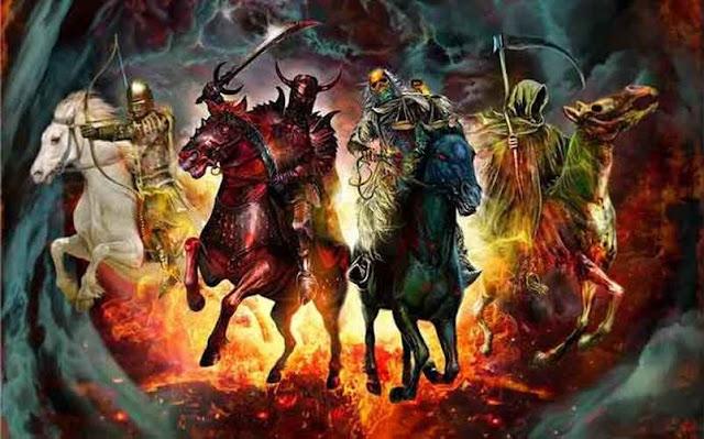 Οι Τέσσερεις Ιππότες της Αποκάλυψης