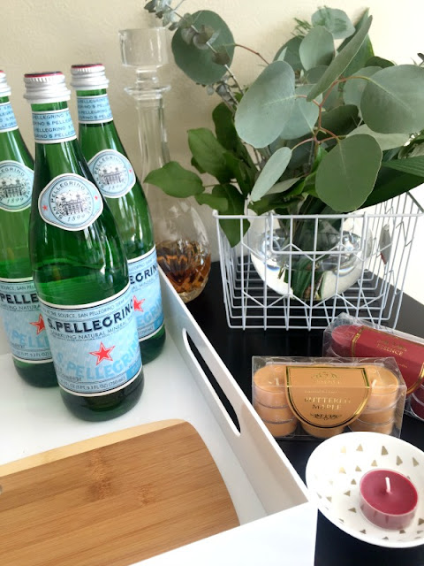 How to Make a Fall Bar Station