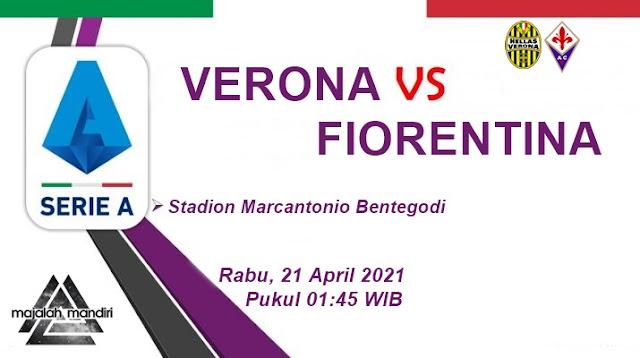 Prediksi Hellas Verona Vs Fiorentina