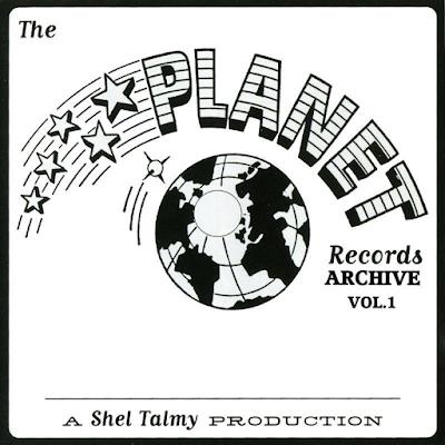 VA - The Planet Records Archive (WEB)