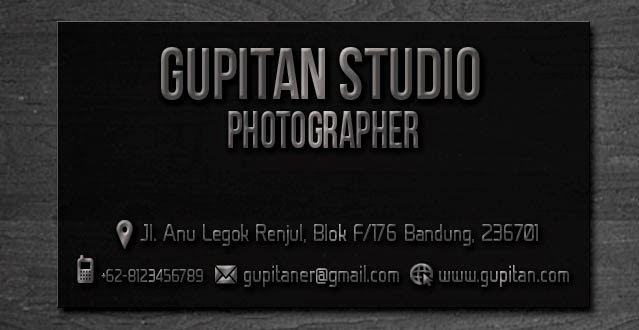 Download Wooden Business Card Gratis