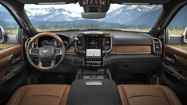 Ram HD 2019 Interior