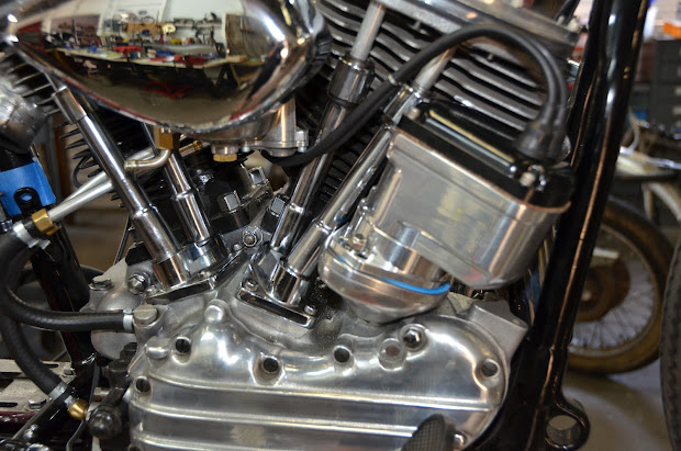 Flathead Harley Magneto - Year of Clean Water