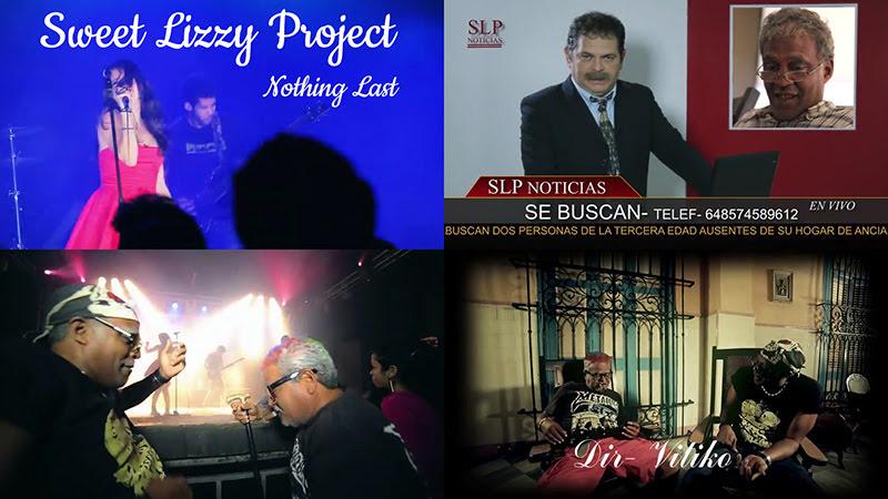 Sweet Lizzy Project - ¨Nothing Lasts¨ - Videoclip - Dirección: Víctor Vinuesa (Vitiko). Portal del Vídeo Clip Cubano