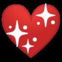 Star Heart emoji