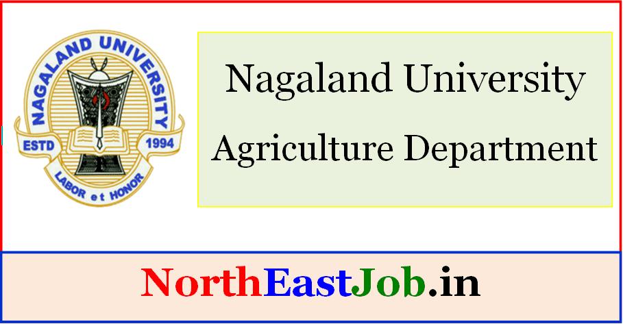SASRD-Nagaland-University