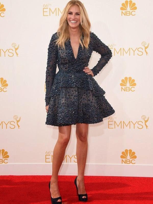 Julia Roberts Emmys 2014, veste elie saab
