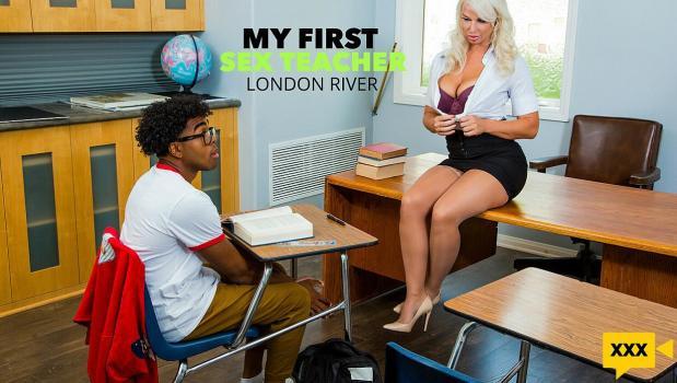 [18+] My First Sex Teacher – London River (2020) 4K