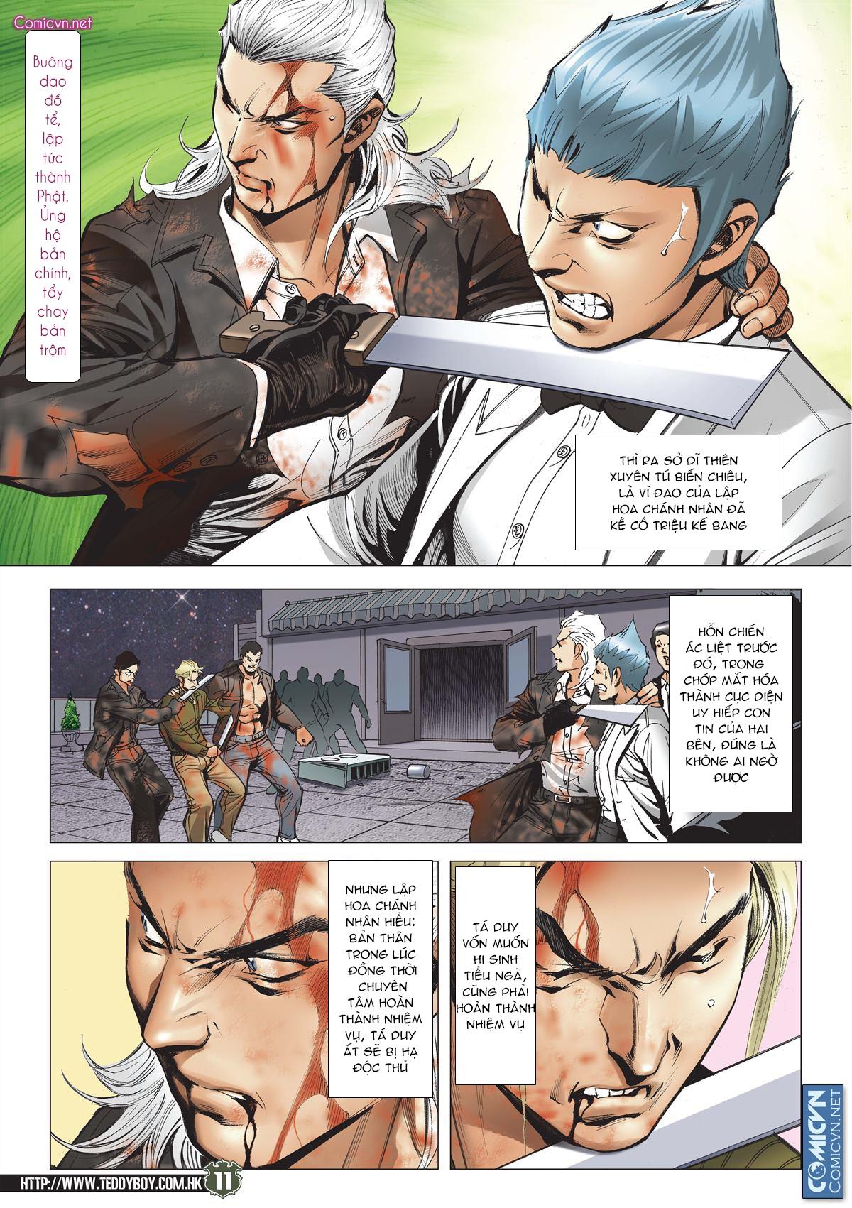 Người Trong Giang Hồ RAW chap 2085 - Trang 10