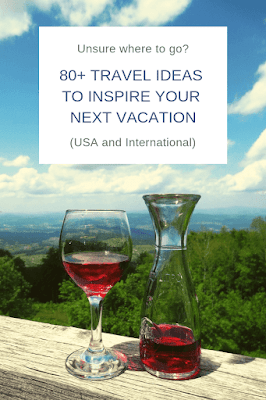 Travel ideas for wine lovers