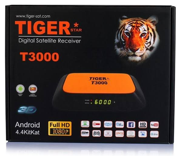 Tiger T8 high-class HD Software Download