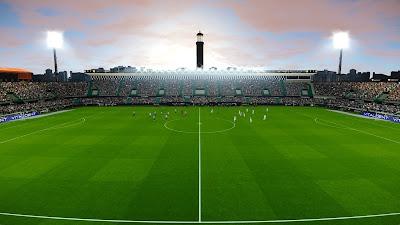 PES 2021 Stadium Nuevo Estadio Castalia