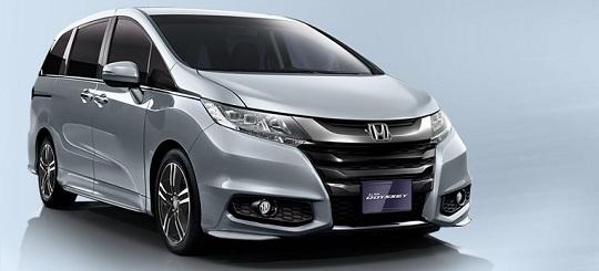 Harga & Kredit Mobil Honda Odyssey di Jakarta