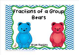 FREEBIE Fractions of a Group Bears