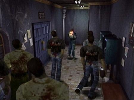 Resident Evil 2 screenshot 1