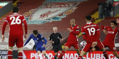 Ngenes! Ini 5 Kekelahan Kandang Beruntun Yang Menyedihkan Bagi Juara Bertahan Liverpool