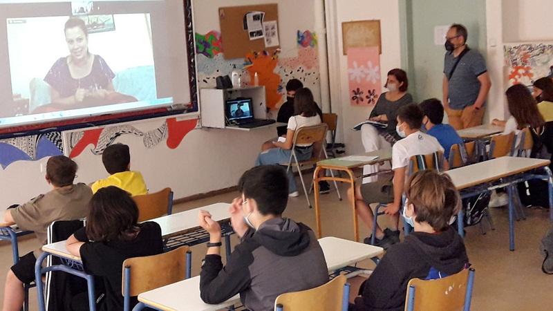 Το 4ο Γυμνάσιο Αλεξανδρούπολης κλείνει τη σχολική χρονιά με εθελοντικές δράσεις