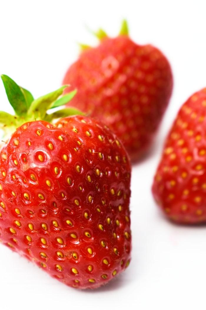 Scottish strawberries