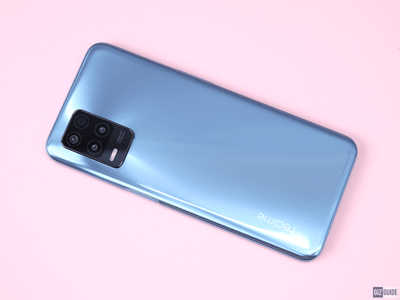 realme 8 5G launches in the Philippines with a very attractive price tag!