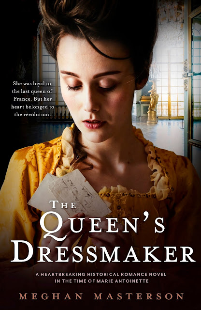 French Village Diaries book review The Queen's Dressmaker by Meghan Masterson