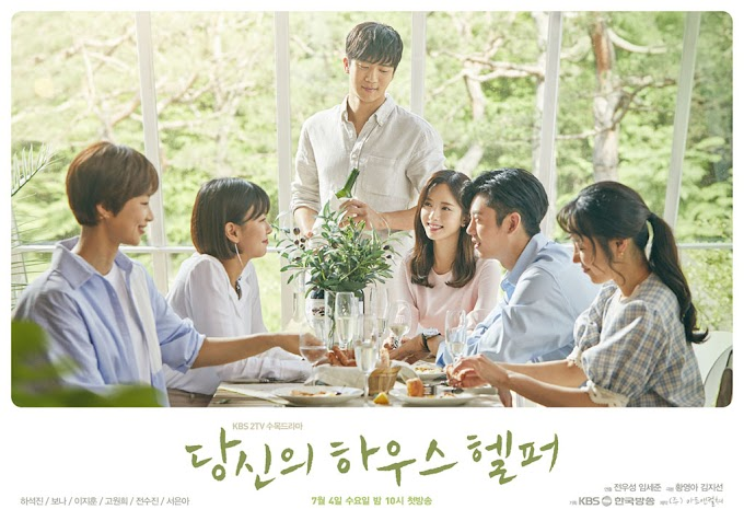Your House Helper Konu ve Oyuncuları