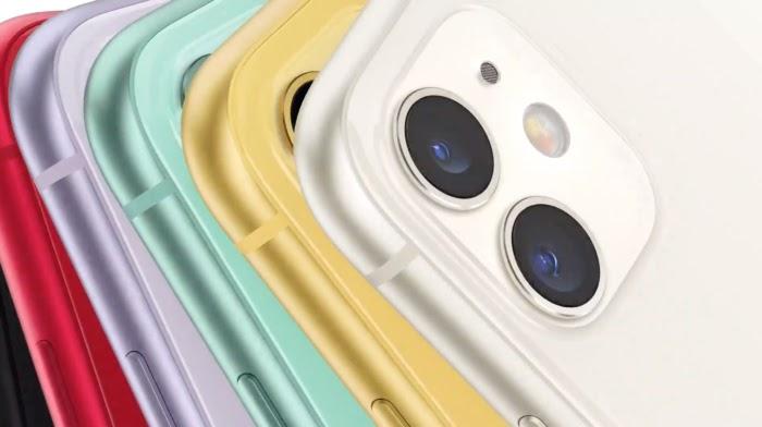 Apple revela iPhone 11 com câmera dupla, design colorido e tela LCD