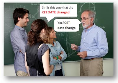 CCS University CET 2016 date change