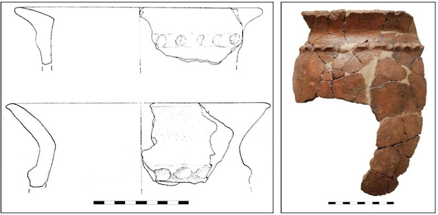 Ceramics uncovered in 3000-year-old trading network