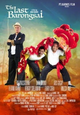 Trailer Film The Last Barongsai 2017