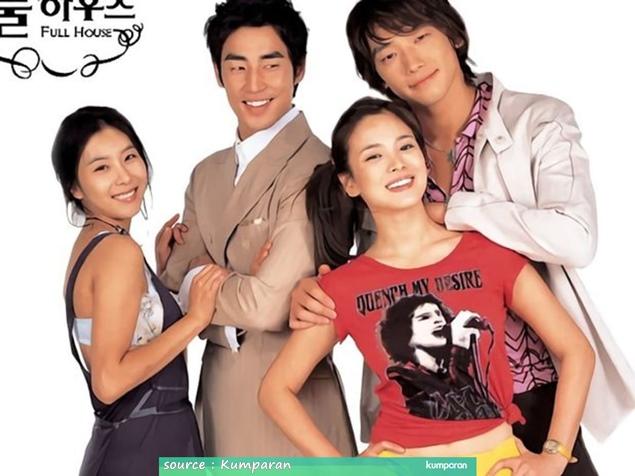 Drama Korea Favorit full house