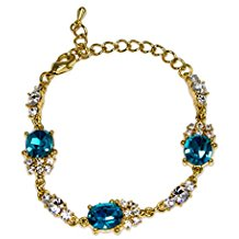Park Lane Blue Sparkle Bracelet