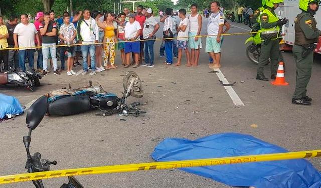 Tragedia en Cereté: dos muertos y un herido en recibimiento de ganadores del Desafío