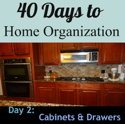 home organization cabinets & drawers