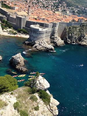 クロアチアの海また行きたい。