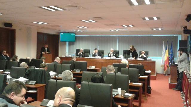 intrunire a consiliului local al primariei capitalei