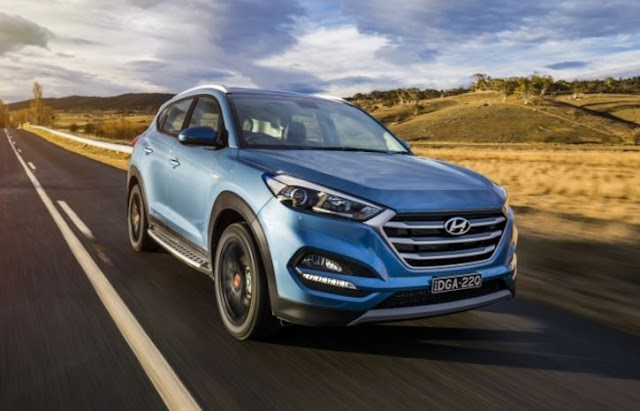 2019 Hyundai Tucson Reviews, Release Date, Price, Changes