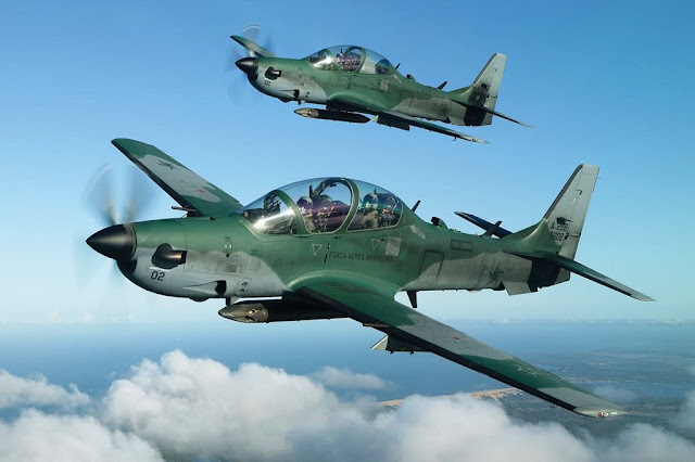 Brazilian Force Embraer Close Air Support