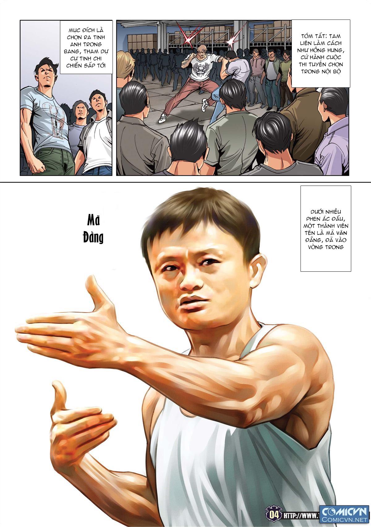 Người Trong Giang Hồ Chap 2125 - Next Chap 2126