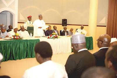 buhari and 2016 budget