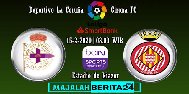Prediksi Deportivo La Coruna vs Girona