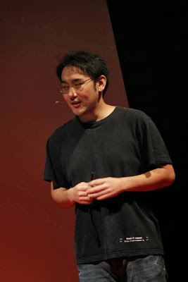 Speaker Yohei Yasukawa