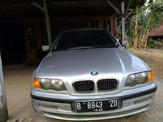 Dijual BMW E46 Tahun 2000 Pajak Taat