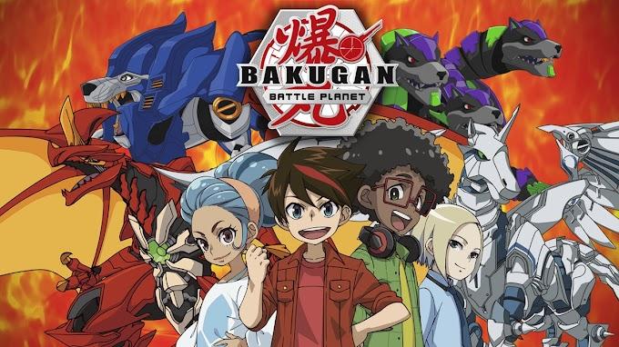 Lo nuevo de Bakugan y BeyBlade en Boing