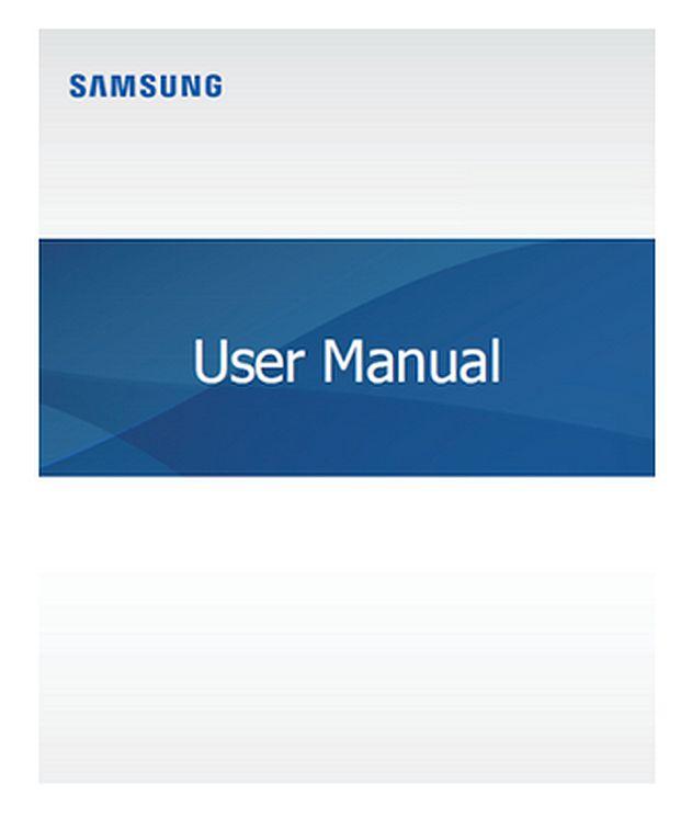 SAMSUNG GALAXY S9 USER MANUAL