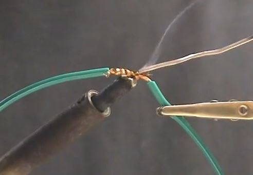 How To Solder Jewelry Using A Soldering Iron The Beading