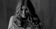 18ca0f6be9 Fergie Topless In New Calvin Klein Underwear Ad (VIDEO)