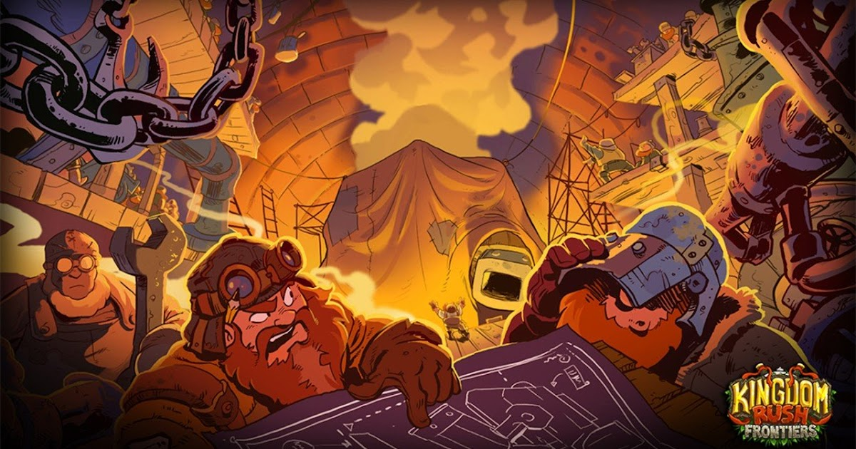 Kingdom Rush Frontiers Update Pc