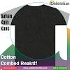 Jual Kain Kaos Cotton Combed 30s Tasikmalaya Murah Kiloan Plus Rib