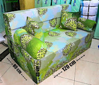 Sofa bed inoac ukuran no 4