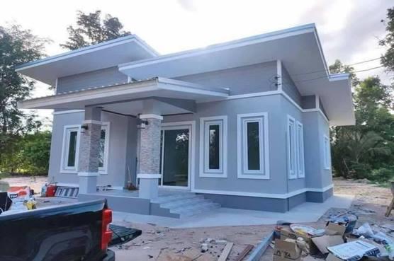 Foto Desain Rumah Minimalis Modern 2021